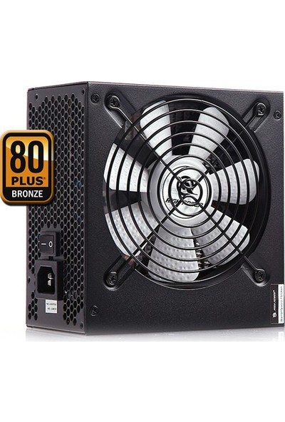 High Power 750W 80+ Bronze 56A@12V Power Supply (HPG-750BR-H12S)