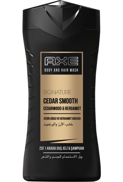 Axe Adrenaline Duş jeli Sedir Agacı Bergamot 250ml