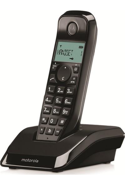 Motorola S1001 T Siyah Dect Telefon