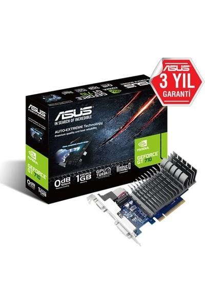 Asus Nvidia GeForce GT 710 1GB 64Bit GDDR3 (DX11) PCI-E 2.0 Ekran Kartı (710-1-SL)