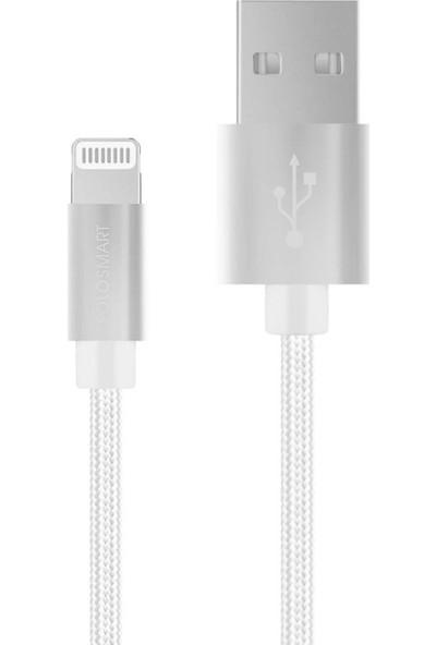 Polosmart PSM02 Lightning 2 Metre Hızlı Şarj Kablosu