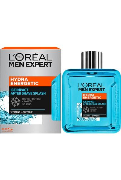 L'Oréal Paris Men Expert Hydra Energetic Tıraş Sonrası Losyon 100 Ml