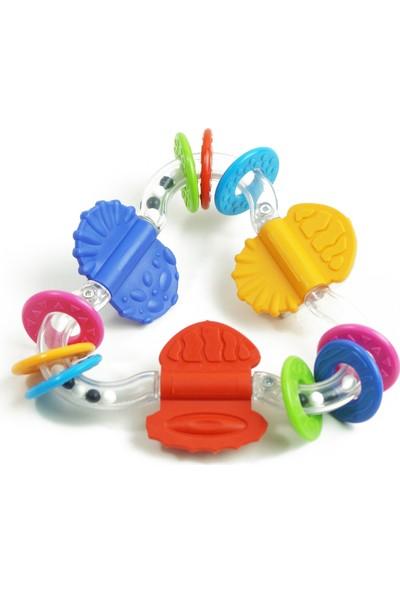 Bondigo BL1033 Eğlenceli Üçgen Diş Kaşıyıcı