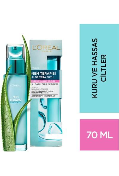 L'Oréal Paris Nem Terapisi Aloe Vera Suyu Kuru ve Hassas Ciltler