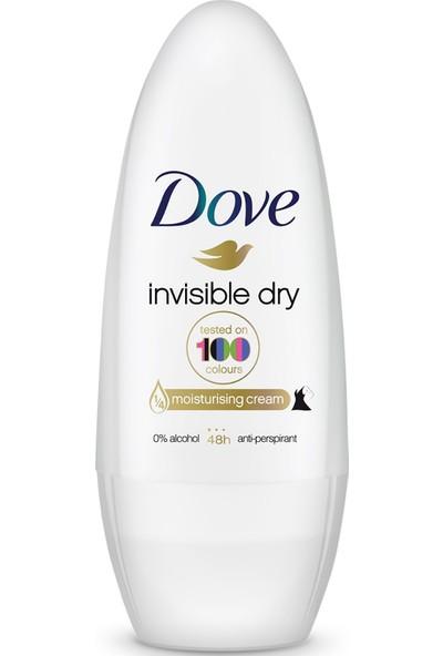 Dove Invisible Dry Kadın Roll-On 50 ml