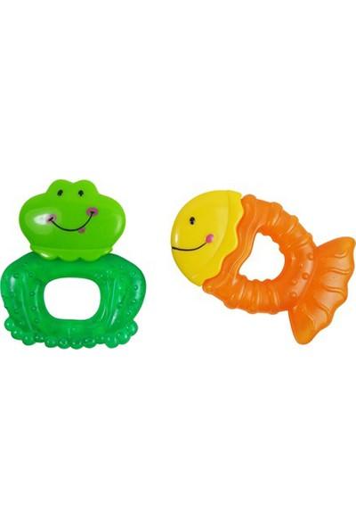 Bondigo BL1038 Sevimli Yüzme Arkadaşları Diş Kaşıyıcı