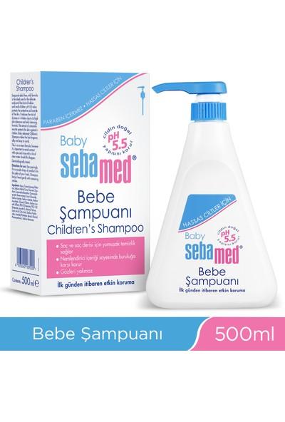 Sebamed Baby pH 5.5 Bebek Şampuanı 500 ml