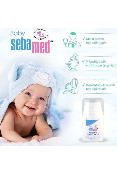 Sebamed Baby pH 5.5 Bebek Koruyucu Yüz Kremi50 ml