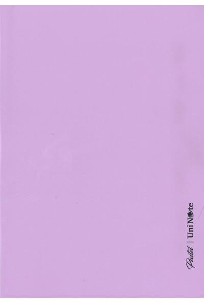 Çınar A4 Defter 40 Yp. Kareli Pp. Kpk. Pastel Mor
