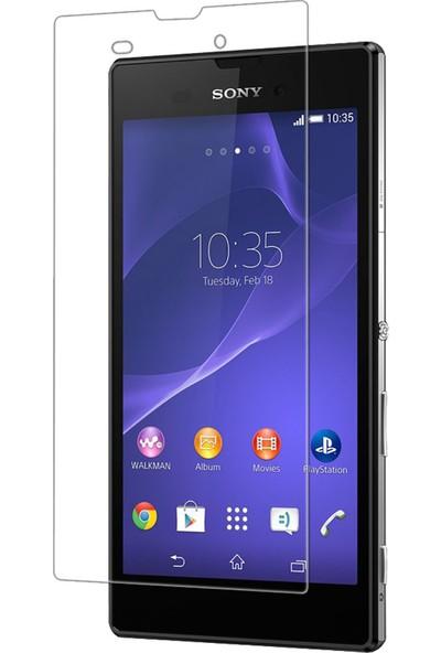 Case 4U Sony Xperia T3 Ultra Şeffaf Ekran Koruyucu**