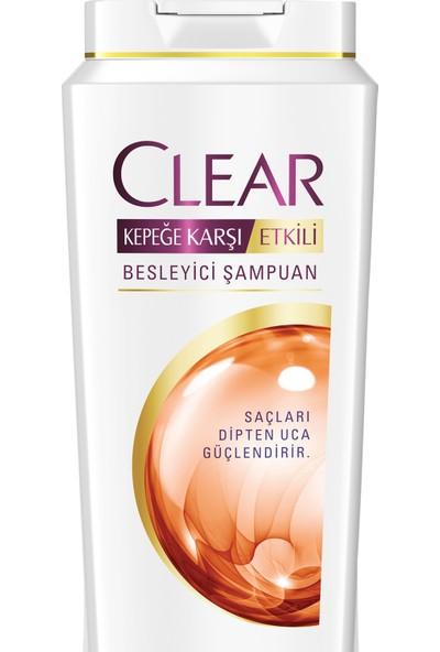 Clear Şampuan Saç Dökülmesine Karşı 500 ML
