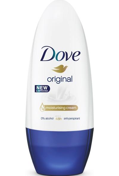 Dove Deodorant Roll On Original 50 ml