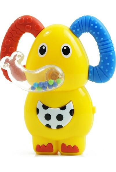 Bondigo BL1030 Müzikli Sevimli Fil Diş Kaşıyıcı