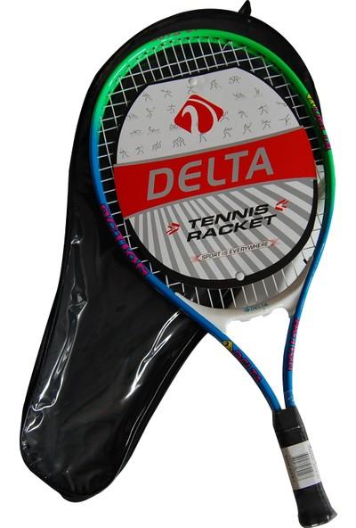 Delta Joys 21 İnç Komple Çantalı Kort Çocuk Tenis Raketi
