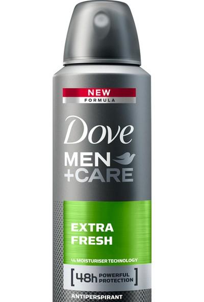 Dove Men Deodorant Sprey Extra Fresh 150 ml