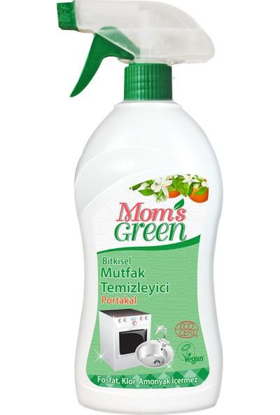 Mom's GreenPortakallı Yağ Sökücü Mutfak Sprey 500 ml Bitkisel