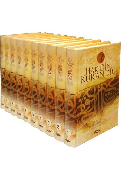 Hak Dini Kur'an Dili (10 Cilt Kitap) - Elmalılı Muhammed Hamdi Yazır