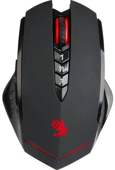 Bloody R80A LK Optik Core3 Aktif Metal Ayak 4000CPI Kablosuz Şarjlı Kablosuz Oyuncu Mouse