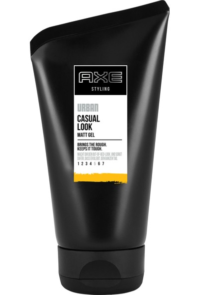 Axe Urban Jöle Mat 125ml