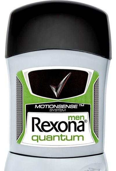 Rexona Quantum Dry Erkek Stick Deodorant 50 ml
