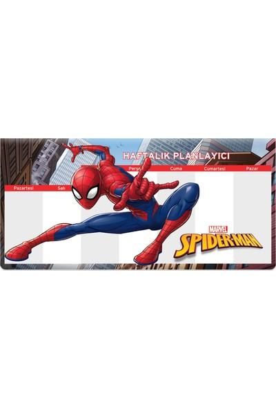 Spiderman 12*26 Haftalık Planner Blok