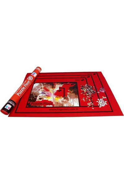 Ks Games Floor Puzzle Halısı