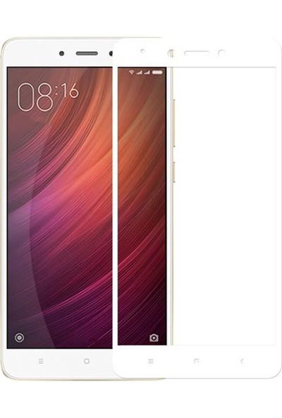 Case 4U Xiaomi Redmi Pro Cam Ekran Koruyucu - Temperli Cam Ekran Koruyucu