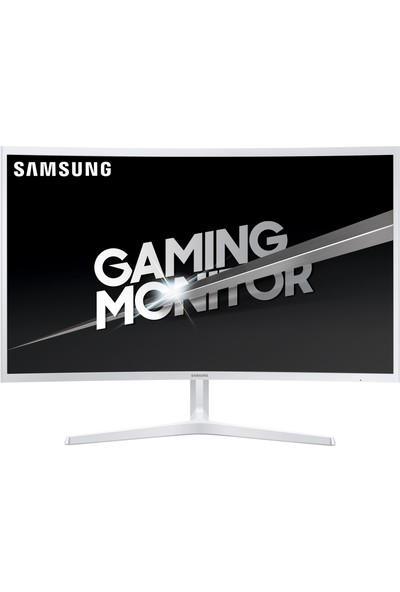"Samsung LC32JG51FDMXUF 32"" 144Hz 4ms (HDMI+Display) Full Hd Oyuncu Monitör"