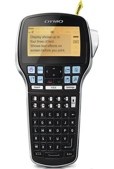 DYMO Label Manager 420P Elde Taşınır ve Bilgisayar Bağlantılı Etiketleme Makinası
