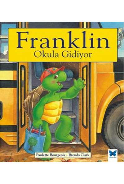Franklin Okula Gidiyor-Paulette Bourgeois