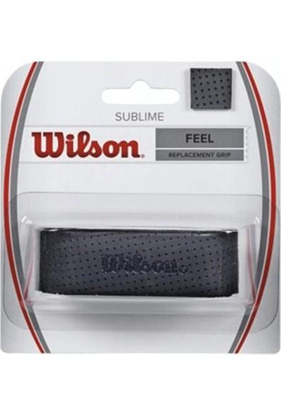 Wilson Grip Sublime Siyah (WRZ4202BK)