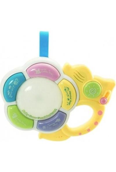 Prego Toys Wd 3609 Sunflower Crib Bell