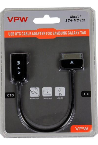VPW Sta-mcs01 Samsung Galaxy tab Otg Kablo