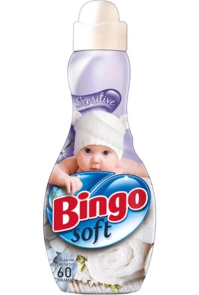 Bingo Soft Konsantre Çamaşır Yumuşatıcısı Oğluşum 1440 ml