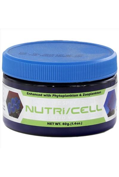 New Life Spectrum Nutri/Cell 40 Gr. Mercan Yemi
