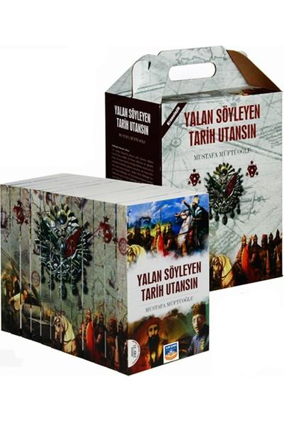 Yalan Söyleyen Tarih Utansın (Kronolojik, 12 Cilt Takım) - Mustafa Müftüoğlu
