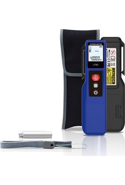 Precaster CP40 Lazermetre + PL2LR Lazer Hizalama + Tripod