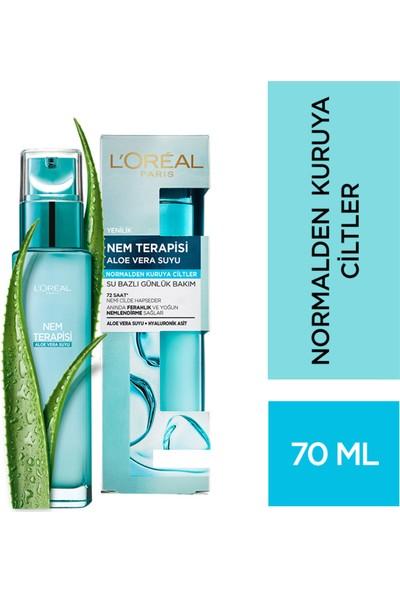 L'Oréal Paris Nem Terapisi Aloe Vera Suyu Normalden Kuruya Ciltler