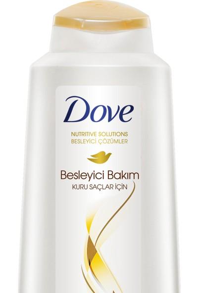 Dove Şampuan Besleyici Bakım 550 ml