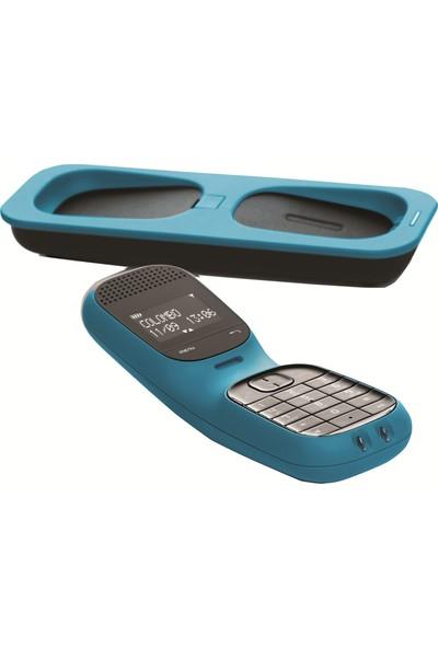 Switel DF 851 Colombo Mavi Dect Telefon