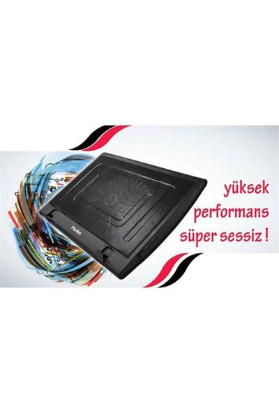 Flaxes FN-3244 Ayaklı USB LED Fanlı Notebook Soğutucu