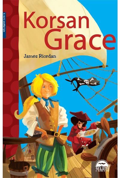 Korsan Grace-James Riordan