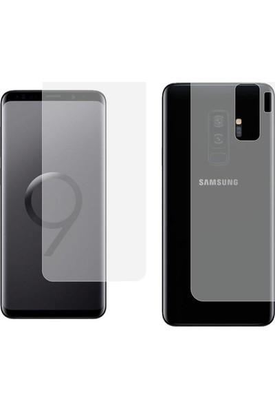 Case 4U Samsung Galaxy S9 Plus 360 Ön Arka Ekran Koruyucu
