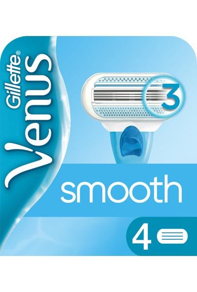 Gillette Venus 4'lü Yedek Kadın Tıraş Bıçağı