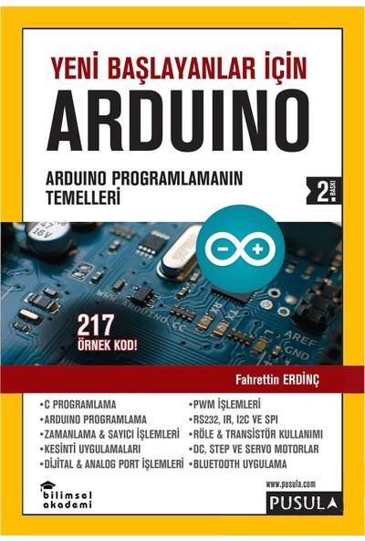 Yeni Başlayanlar için Arduino - Fahrettin Erdinç