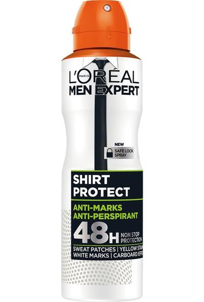 L'Oréal Paris Men Expert Shırt Protect Antı Perspırant Deodorant 150 Ml