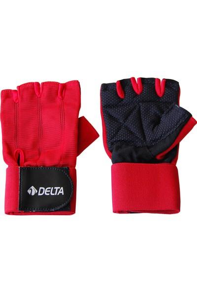 Delta X-Power Bilek Bandajlı Ağırlık Body Dambıl Fitness Eldiveni