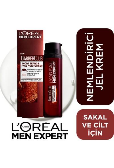L'Oréal Paris Men Expert Barber Club Sakal Ve Cilt Nemlendiricisi 50 Ml