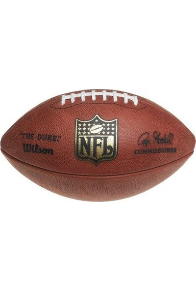 Wilson Amerikan Futbol Topu NFL GAME BALL DUKE ( WTF1100 )