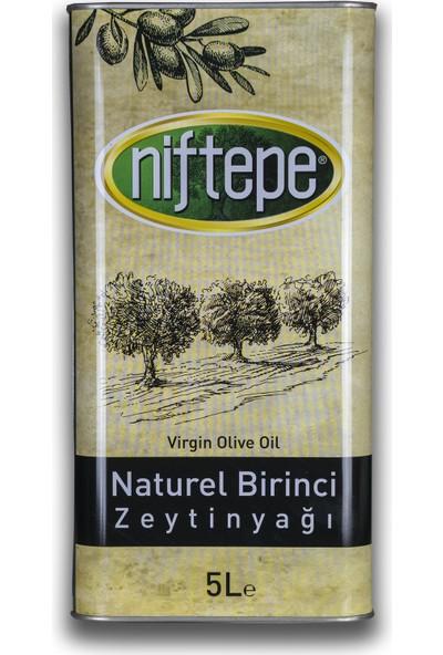 Niftepe Naturel Birinci Soğuk Sıkım Zeytinyağları 5 lt